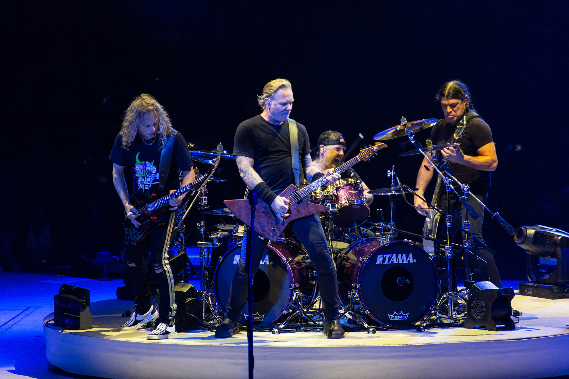 Photo Gallery: Cleveland, OH - February 1, 2019   Metallica