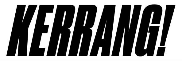 Kerrang! Logo