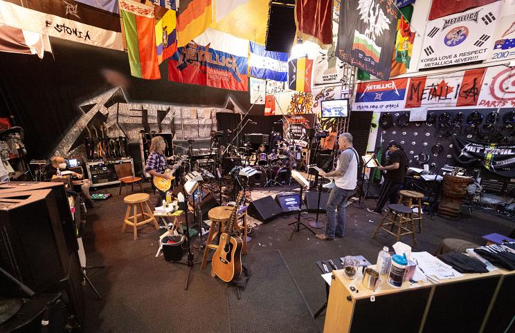 HQ Rehearsals - November 10, 2020