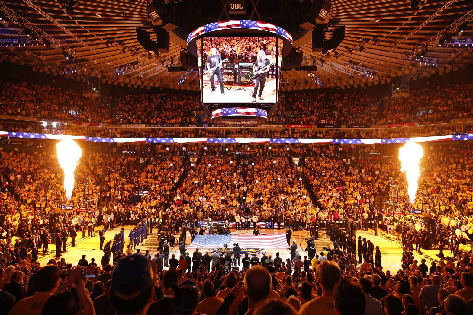NBA Finals: Game 3 - June 5, 2019